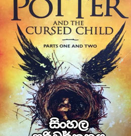 harry potter sinhala pdf Harry Potter & Cursed Child – Shashitha Vinod harry potter cursed 260x270